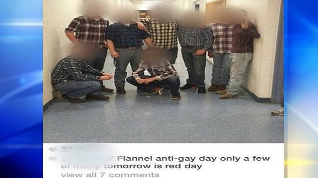 The gays who were bullied in high school for being gay turn around