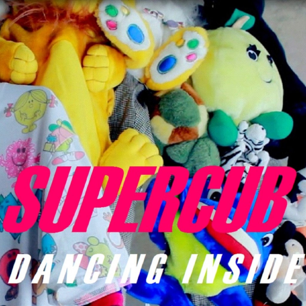 Supercub - Dancing Inside Cover