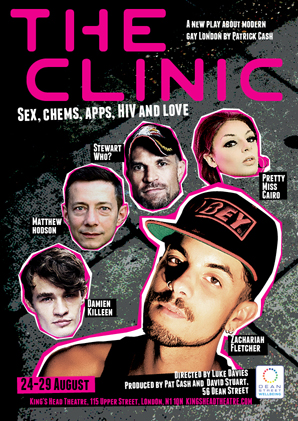 the clinic poster SMALL web