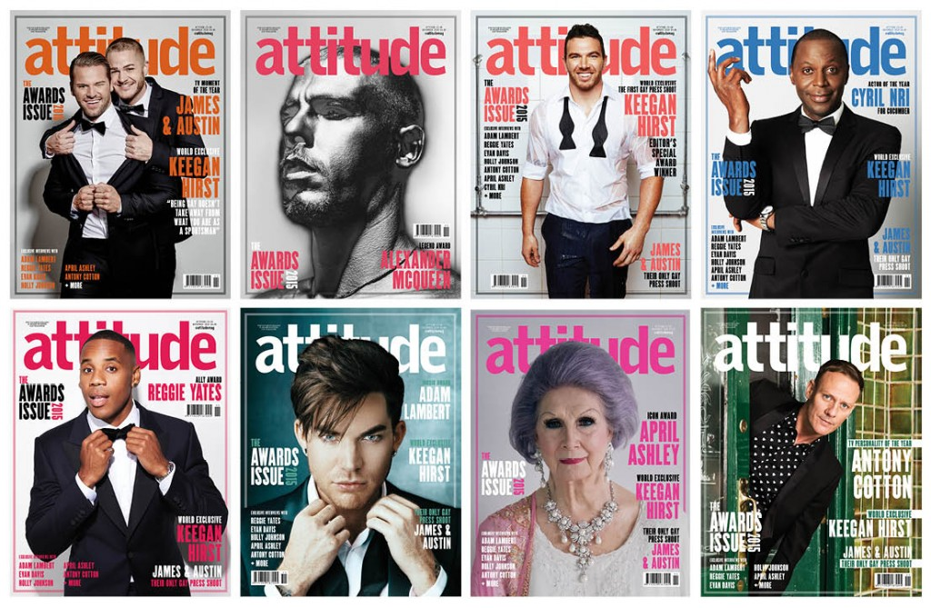 AWARDS COVERS