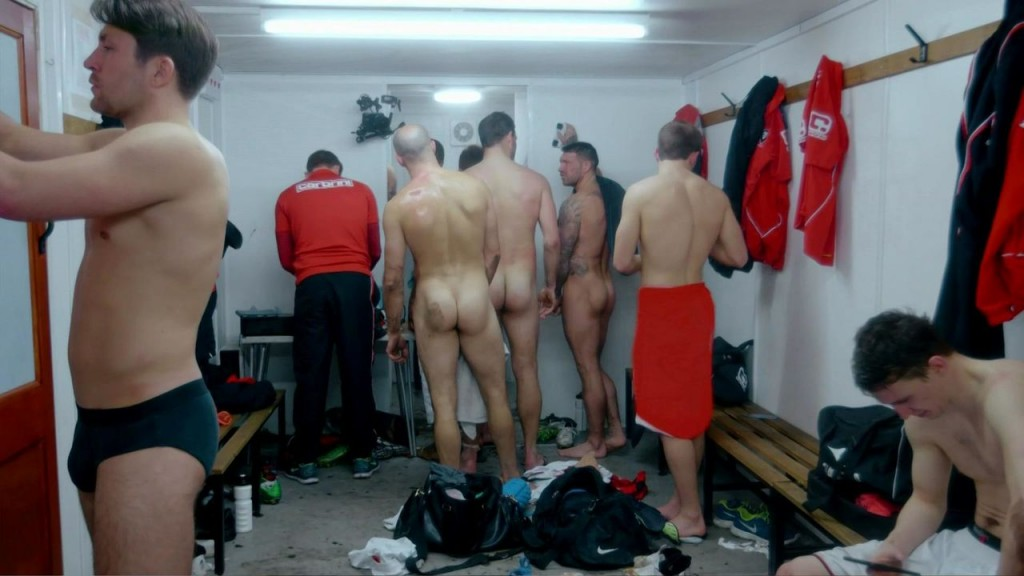 Male Soccer Players Nude
