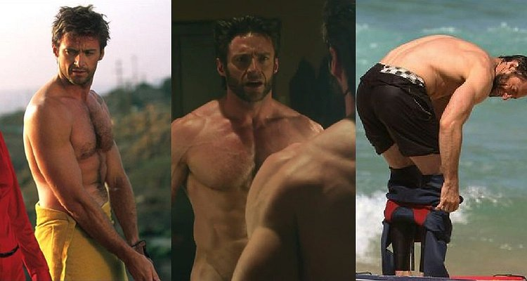 Hugh jackman naked in the x men — 11
