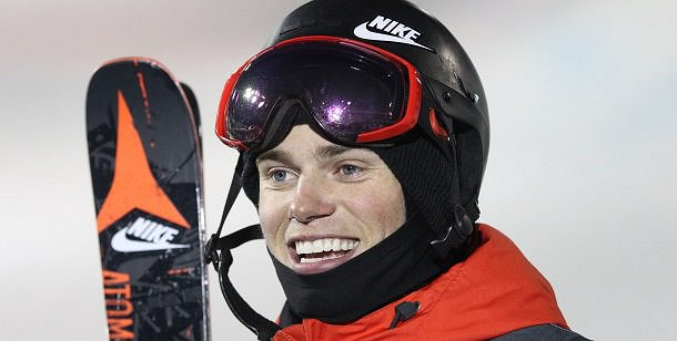 793e17e288 Nike show support for Gus Kenworthy with pair of rainbow equality goggles