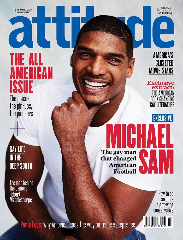MICHAEL SAM COVER