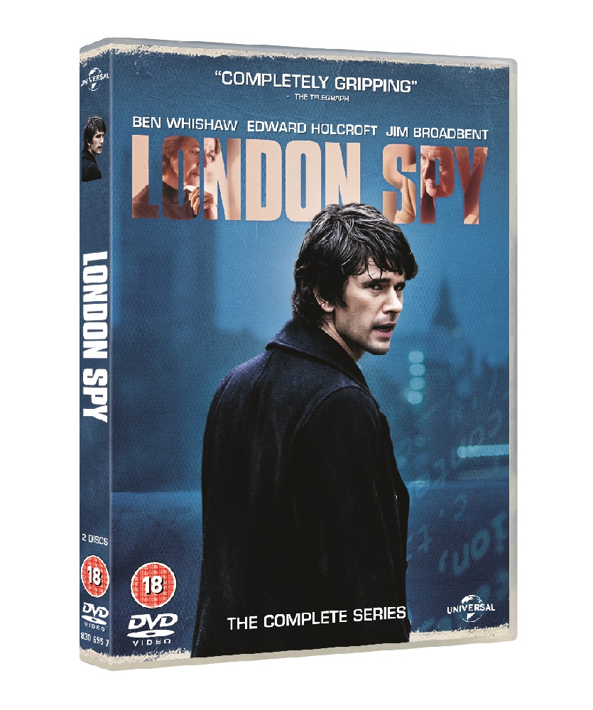 8306957-11 LONDON SPY SEASON 1 UK DVD Retail Sleeve_3PA