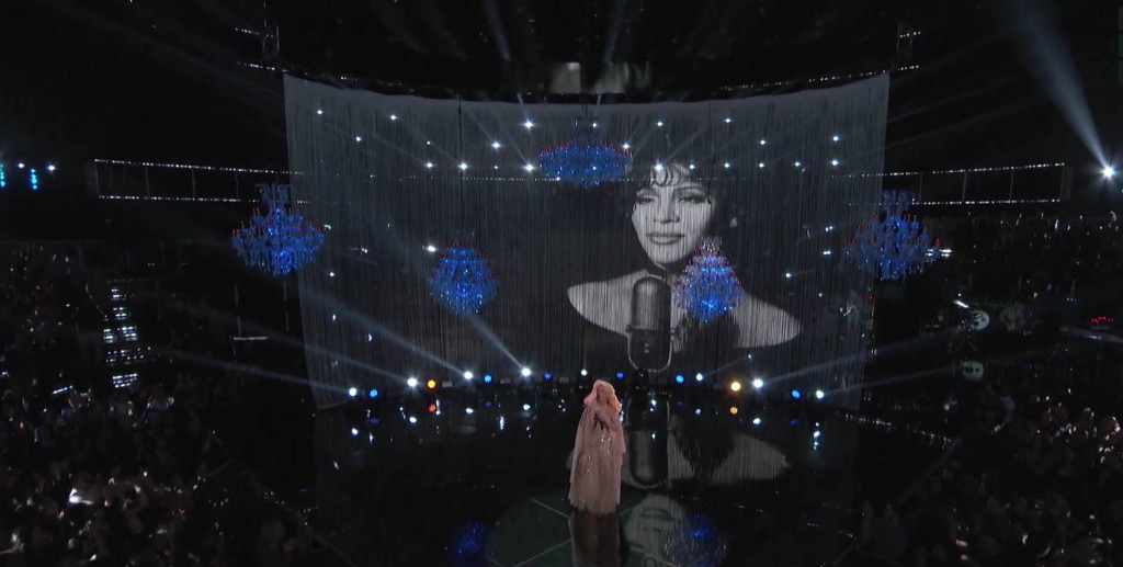 The Voice Whitney Houston Duet
