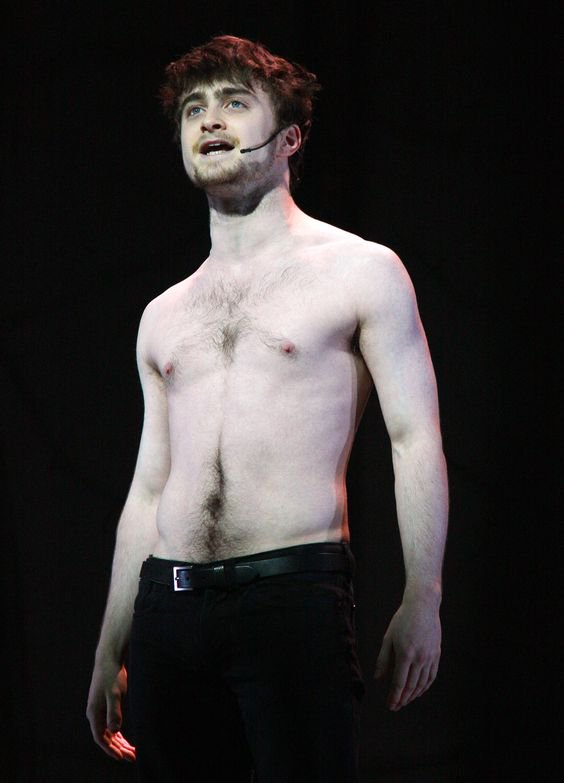 NEW YORK - DECEMBER 09: Daniel Radcliffe performs a song and dance at the 2008 Gypsy of the Year which raised $3,061,148 for Broadway Cares/Equity Fights AIDS at the New Amsterdam Theatre on December 9, 2008 in New York City. (Photo by Bruce Glikas/FilmMagic) *** Local Caption *** Daniel Radcliffe