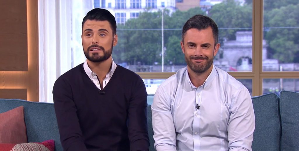Rylan and Dan This Morning