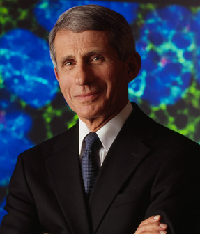 HIV researcher Anthony Fauci