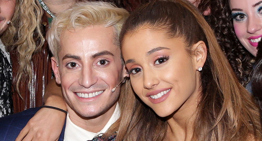 Ariana Grande has been named by Billboard as the Gay Icon of this generation