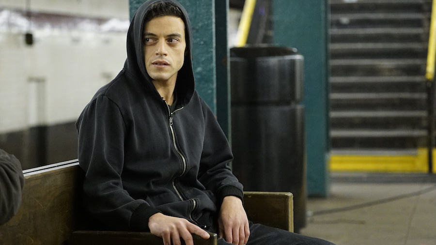 "MR. ROBOT -- ""Pilot"" Episode 101 -- Pictured: (l-r) -- (Photo by: Peter Kramer/USA Network)"