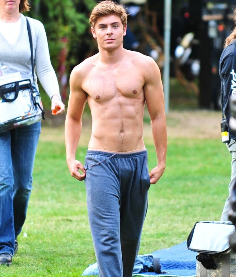 Speaking, opinion, zac efron naked photoshoot are mistaken