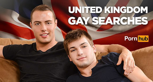 The Uks Top Gay Pornhub Searches Have Been Revealed And It Turns Out Were All Filth