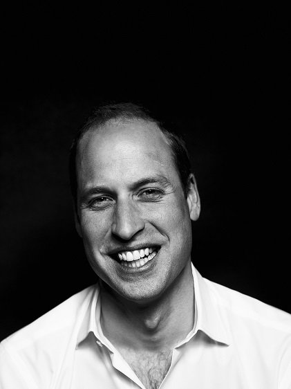 Prince William, shot for Attitude Magazine July 2016