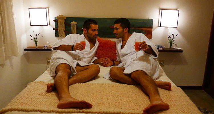 All male naturist bed and breakfast uk gay