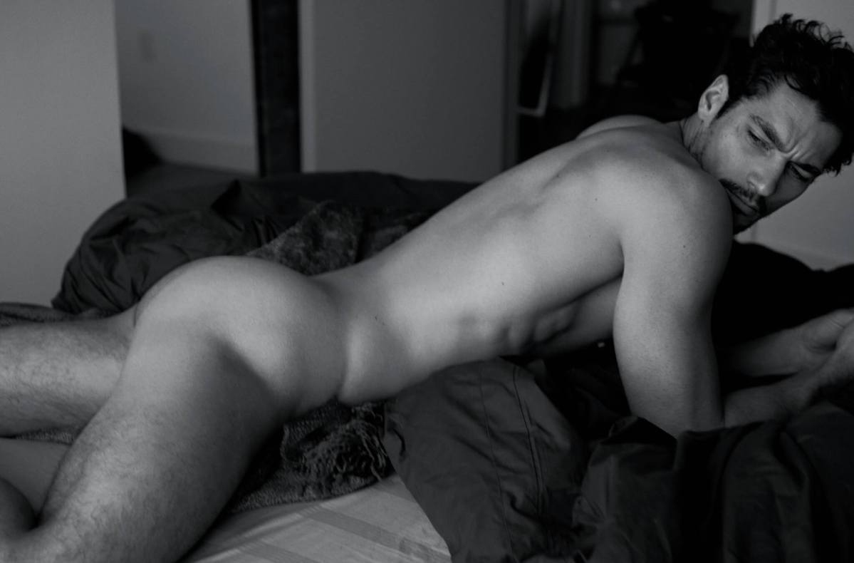 Apologise, but, model david gandy nude Many thanks