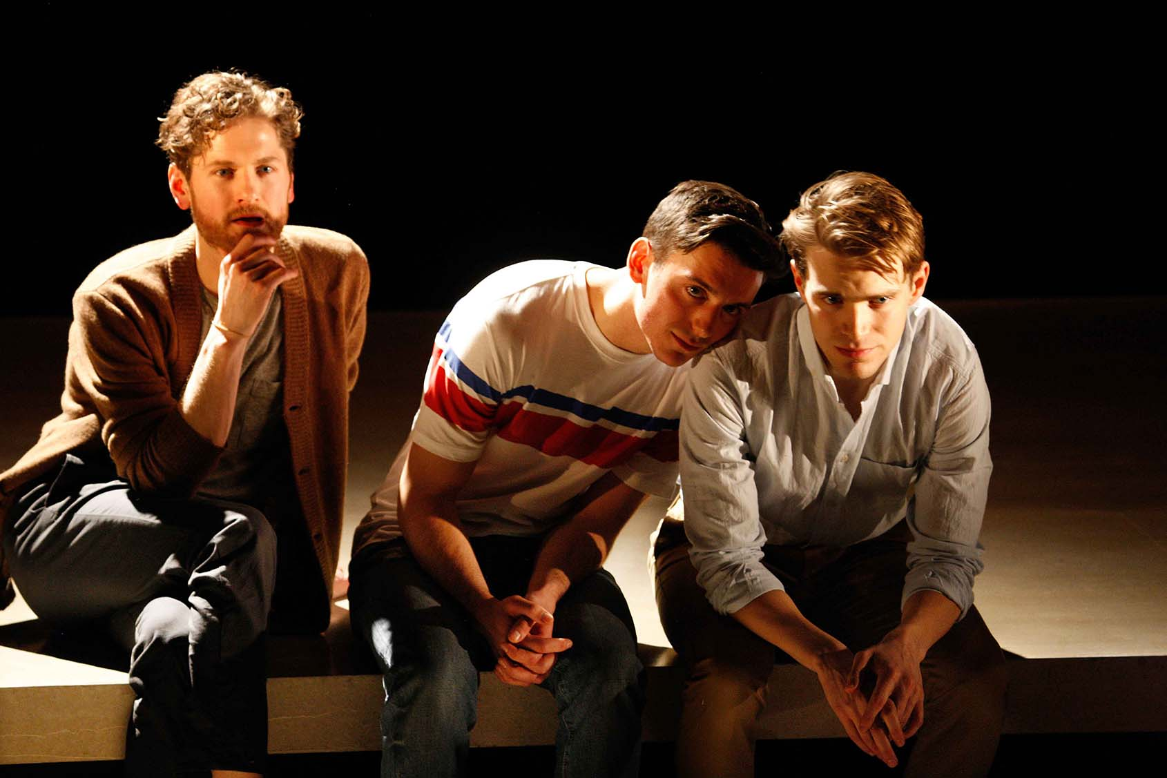 'The Inheritance' West End gay play interview