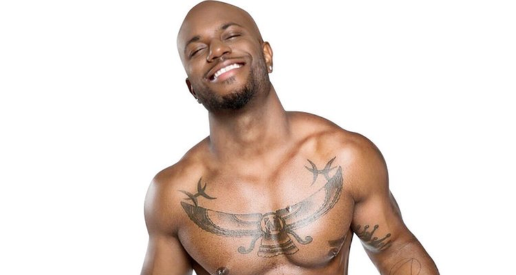 Milan Christopher creates first ever black, openly gay hero - Attitude.co.uk