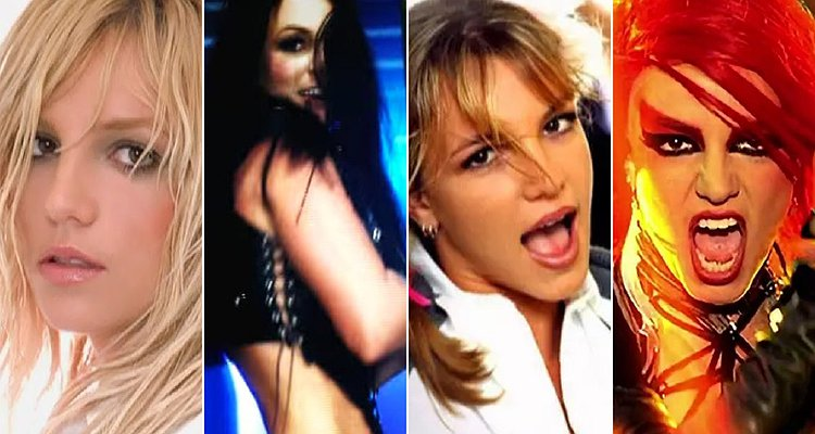Britney Spears Top 10 Singles Ranked In Order Of Greatness Attitude Co Uk