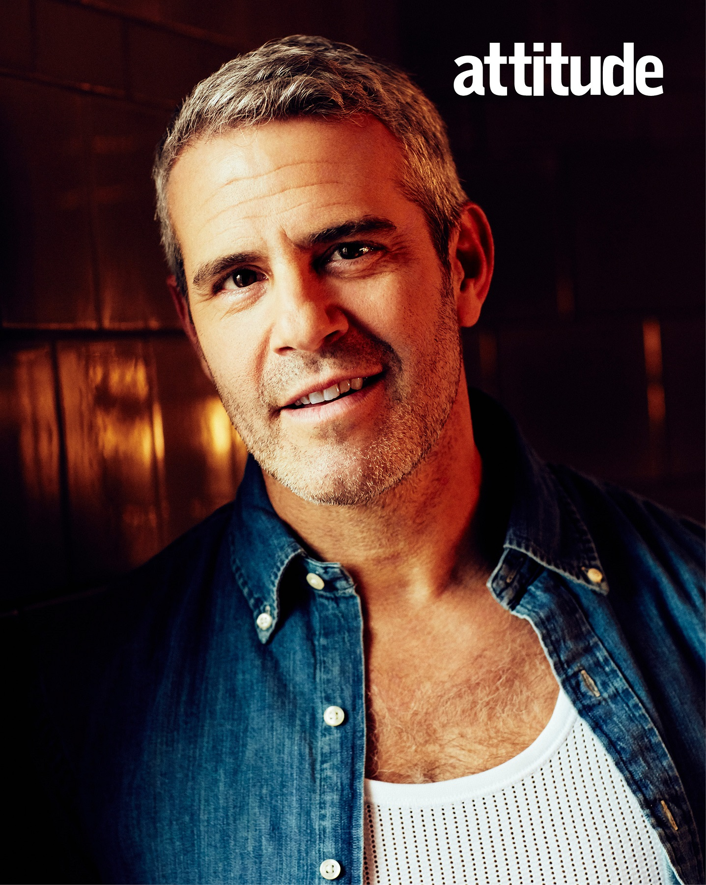 Andy Cohen on why he's over 'top' and 'bottom' labels
