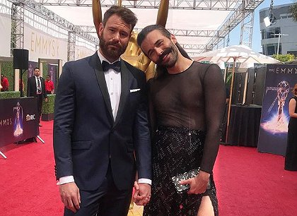 Jonathan Van Ness Hits Back At Trolls After Wearing Dress