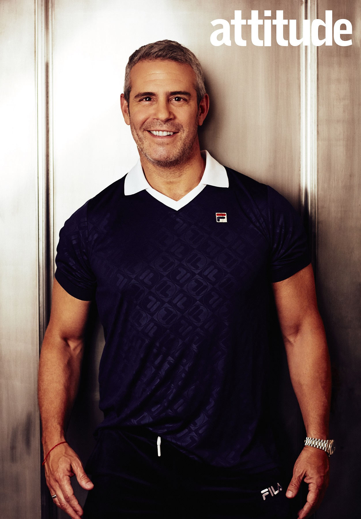 Is andy cohen gay