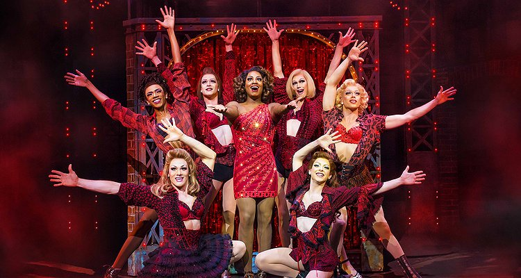 'Kinky Boots' Angels are bowing out of London in January