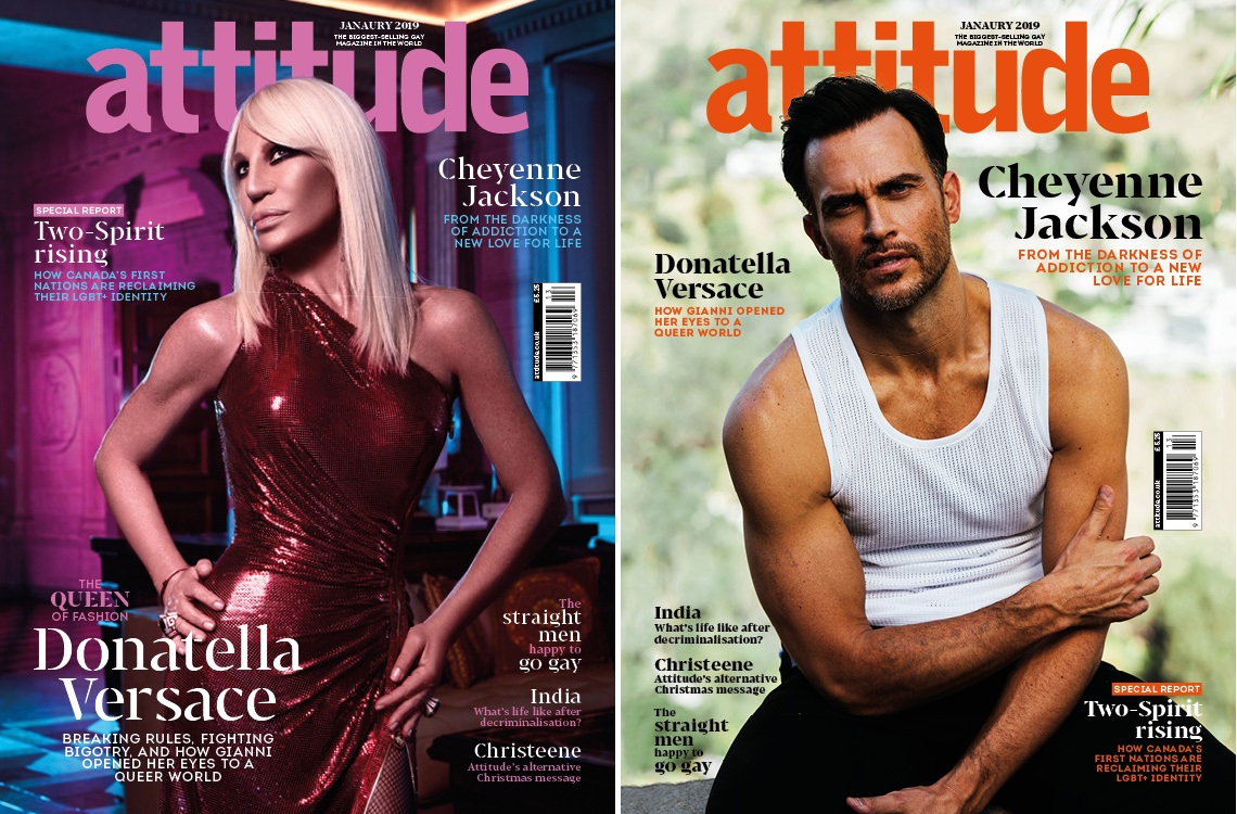 Donatella Versace on her brother Gianni's legacy ...