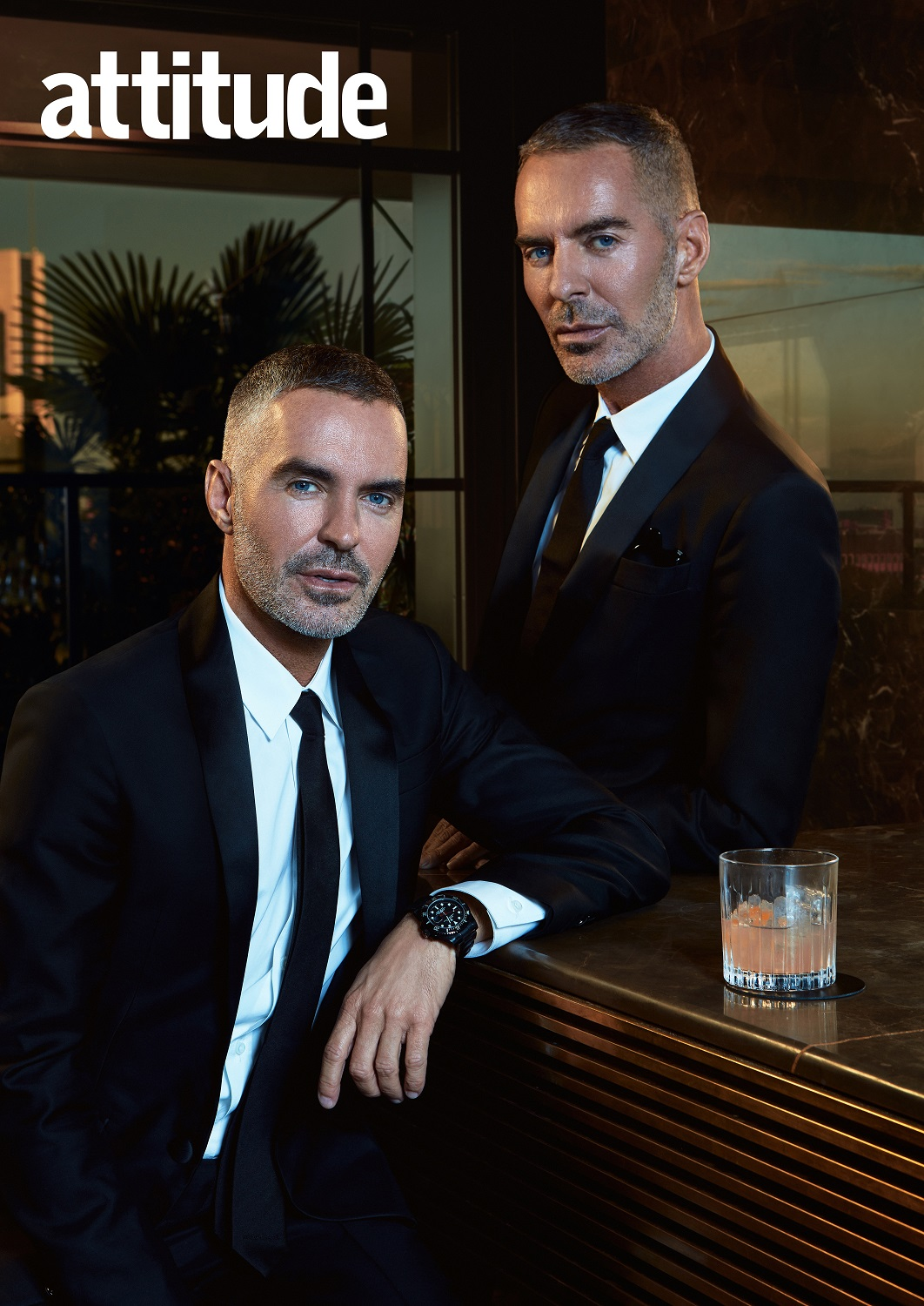 Dsquared2 S Dean And Dan Caten On Homophobic Bullying Attitude Co Uk