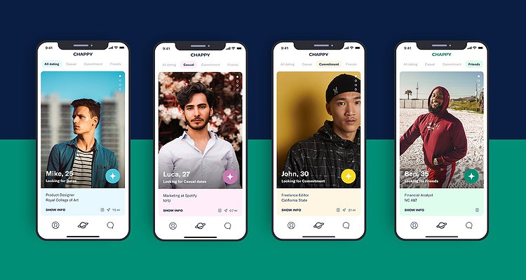 Gay dating app Chappy launches new mode to help you