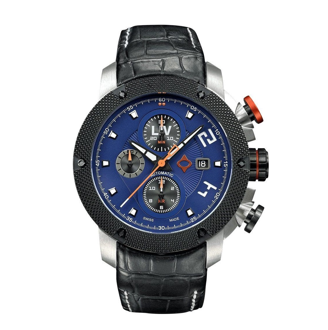 Here are six affordable statement automatic watches ...