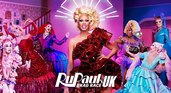 Here S When Rupaul S Drag Race Uk Will Premiere In The