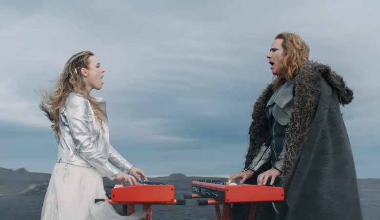 Will Ferrell drops 'Volcano Man' music video from upcoming Eurovision comedy