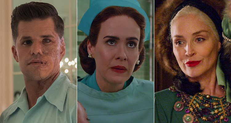 Ratched' first look: Sarah Paulson stars in Netflix drama - Attitude.co.uk
