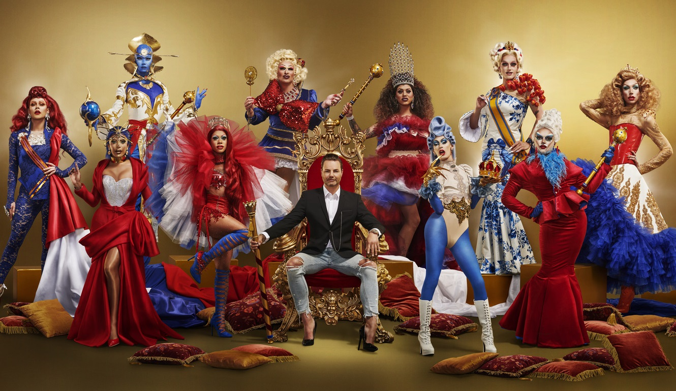 Here's a first look at the queens of Drag Race Holland