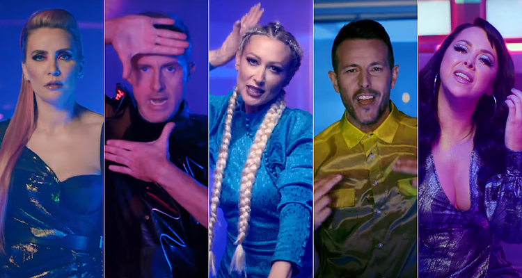Steps release 'What the Future Holds' video - WATCH - Attitude.co.uk