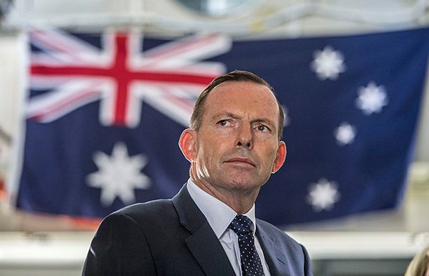 British minister defends trade role for ex-Australian PM Abbott