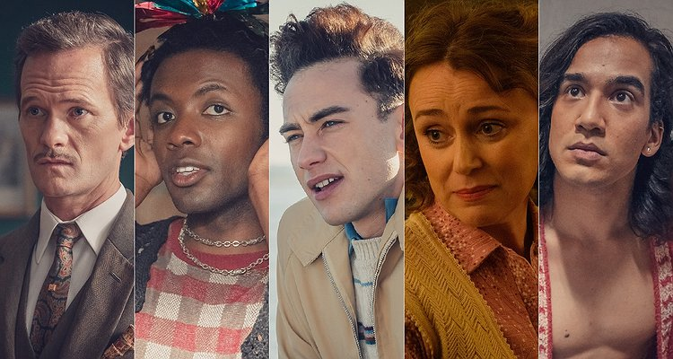 It's a Sin: Meet the characters of Russell T Davies' powerfu -  Attitude.co.uk